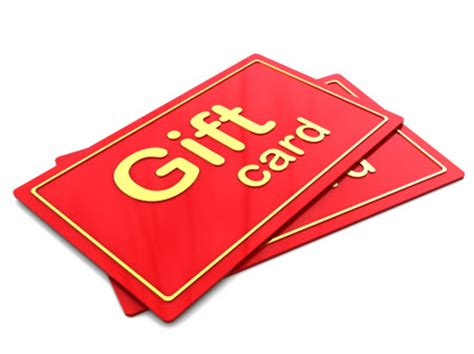 Make Your Own Gift Cards For Small Business - accept gift cards even if you own a small business