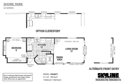 modular home floor plans california skyline homes of san jacinto