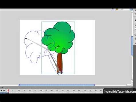 adobe flash tutorial how to design a environment adobe flash cs5 tutorial the new bone tool