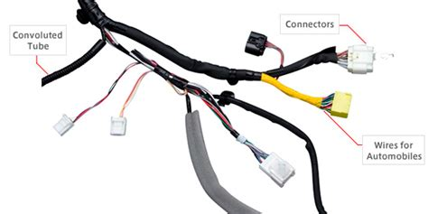 wiring harness function wiring diagram with description