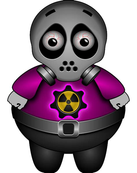 alien sad gas mask  vector graphic  pixabay
