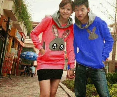 Kaos Krah Motif Bendera baju remaja keren jual sweater bunny bahan babytery