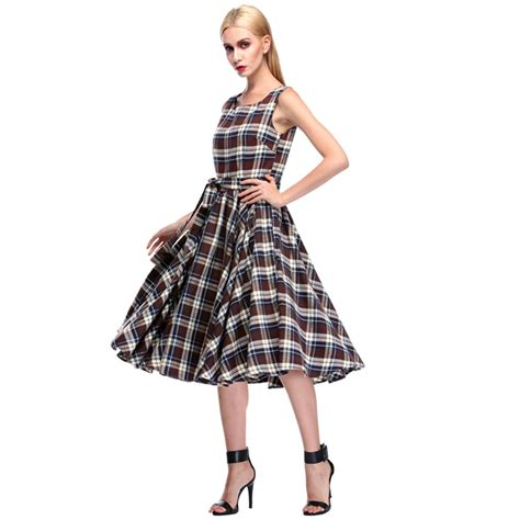 what styles of dresses for 60 something retro hepburn style 50s dress 60s dress palid sleeveless