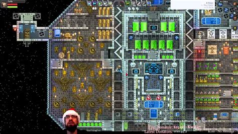 House Pictures Designs by The Completed Asteroid Base Starbound Youtube