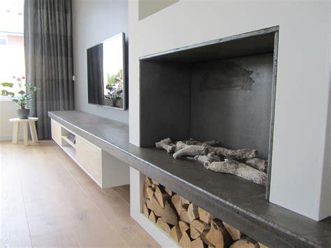 salontafel met bio ethanol tv meubel met ge 239 ntegreerde haard jasper badoux
