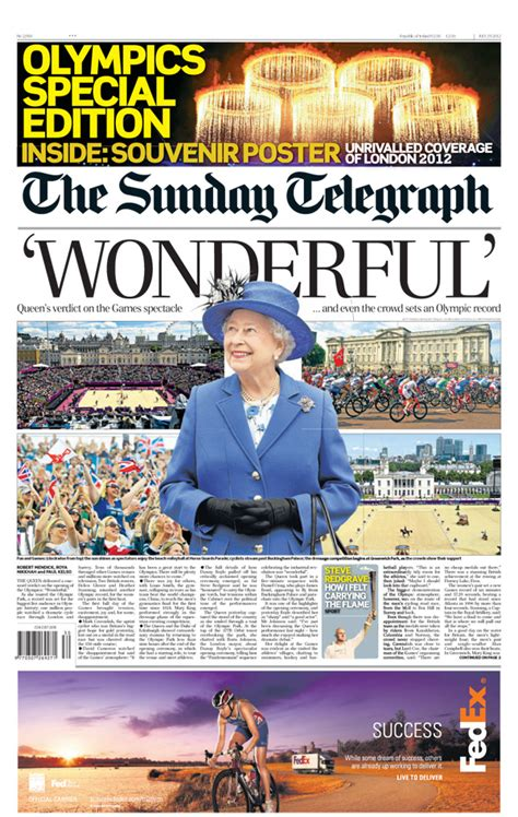 The Sunday Telegraph by The Sunday Telegraph