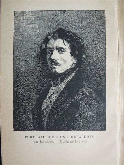 Delacroix Meme - g dargenty eug 232 ne delacroix par lui m 234 me 1885 catawiki