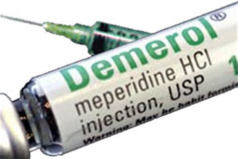 Demerol Detox by Demerol Addiction Addiction Treatment