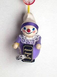 christian steinbach ornaments christian steinbach wooden ornament a carol scrooge in clothes ebay