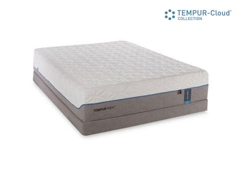 Tempur Pedic Xl Mattress Topper by Mattress And More Tempur Cloud 174 Luxe Xl Mattress