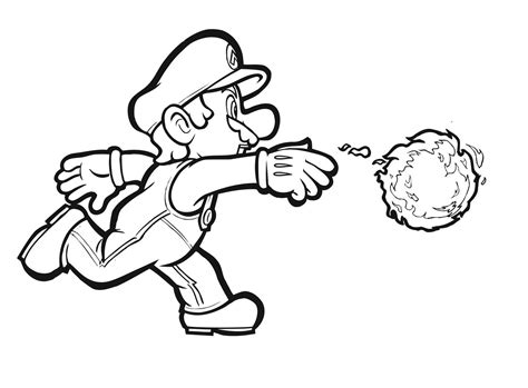 super mario coloring pages mario party ideas pinterest