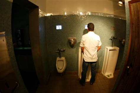guys using the bathroom the six rules of men s bathroom etiquette