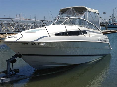 bayliner boats with cabins bayliner ciera 2355 sunbridge quot cabin cruiser quot 1999 for