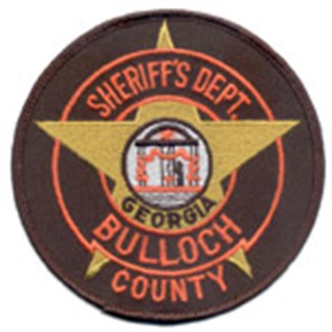Bulloch County Sheriff S Office by Reflections For Sergeant Wilbur Lewis Berry Bulloch
