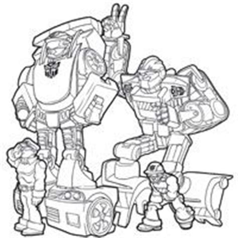 coloring book on tidal coloriage transformers rescue bots a imprimer