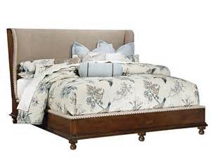 furniture design upholstered shelter king bed