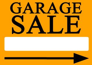 Garage Sale Finder How To Find Great Garage Sales Welcome To The Woods