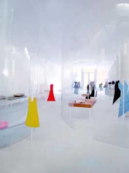 Derek Lam Aggie Brief by Derek Lam Boutique New York Store E Architect