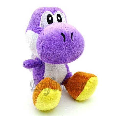 Bros Purple 7 quot mario bros purple yoshi plush doll mt111 ebay