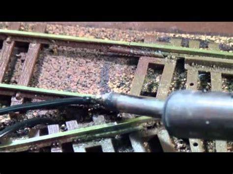 build  model railway