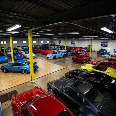 best car garages top 100 best garages for places you ll want to park