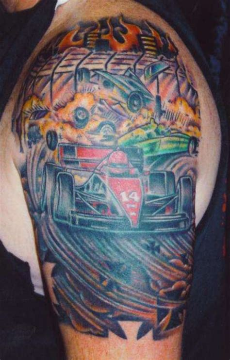car sleeve tattoo designs 15 cool and classic car designs with meanings