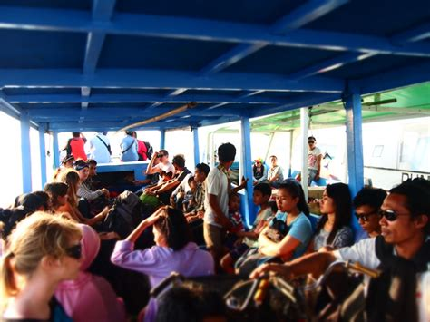 ferry gili trawangan how to get to the gili islands from bali on the public ferry