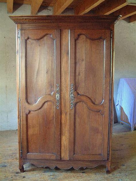 Armoire Rustique Ancienne by Armoire L Xv Rustique En Ch 234 Ne Ancienne 3 Tiroirs