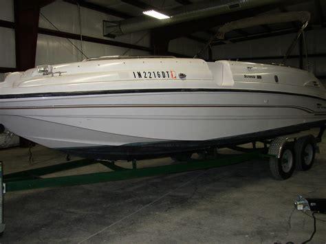 chaparral boats sunesta 232 chaparral sunesta 232 deck boat excellent condition