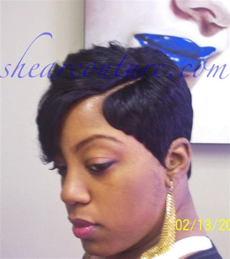 short pixley weaves short quick weave hairstyles