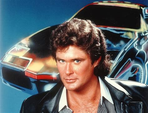 Hasselhoff Admits Rider Car Was 2 by David Hasselhoff Hopes For A Retro Rider