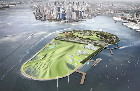 Landscape Architect Island Architect Studio World Central Park Governors Island