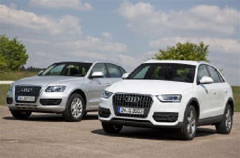 K Hlmittel Auto Gef Hrlich by New Cars Audi Q3 Q5 Comparison Is Less