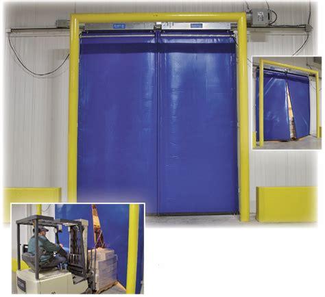 Jamison Doors by Iv Versaflex Bi Parting Power Operated Door Jamison Door Company