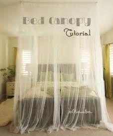 Bedroom Canopy How To 20 Magical Diy Bed Canopy Ideas Will Make You Sleep