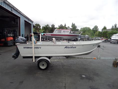 boats for sale by owner portland oregon smokercraft alaskan boats for sale in portland oregon