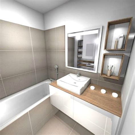 Amenagement Salle De Bain 3d 2952 by Amenagement Salle De Bain 3m2