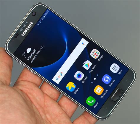 Samsung S7 Review Samsung Galaxy S7 Smartphone Review