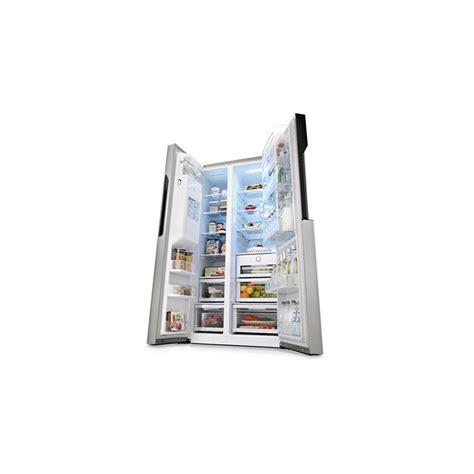 Plumbed In American Fridge Freezer by Lg Gs9366aeav A American Style Fridge Freezer With