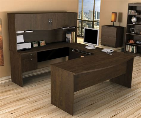 Small U Shaped Desk Small U Shaped Desk Bestar Pro Concept U Shaped Desk With Small Hutch 110854 1598 Connexion