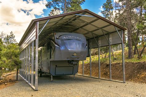 Rv Carports by Rv Covers From Eagle Carports Alto Portable Buildings Alto