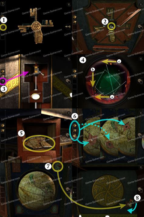 The Room Cheats by The Room Walkthrough Chapter 3 D Solver