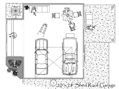 Garage Floor Plan Designer by Small Garage Shop Plans Garage Shop Floor Plans Floor