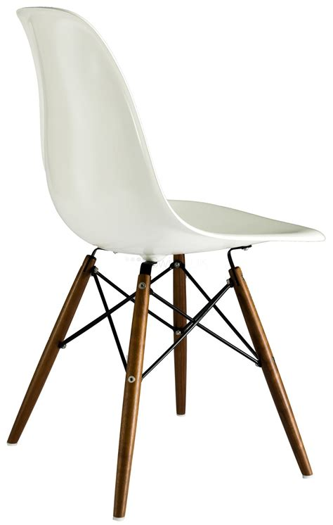 Dsw Dining Chair Charles Eames Style Dsw Dining Chair In Fibreglass Swiveluk