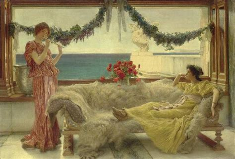 Houses For Sale by Sir Lawrence Alma Tadema Works On Sale At Auction