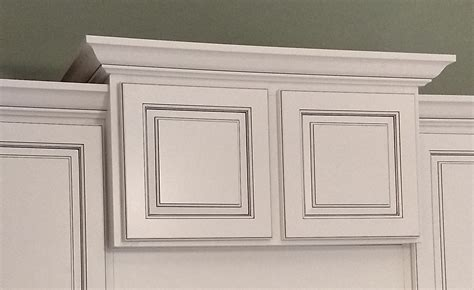cabinet crown molding honey oak cabinet crown molding changing upper cabinet elevation kitchen craftsman