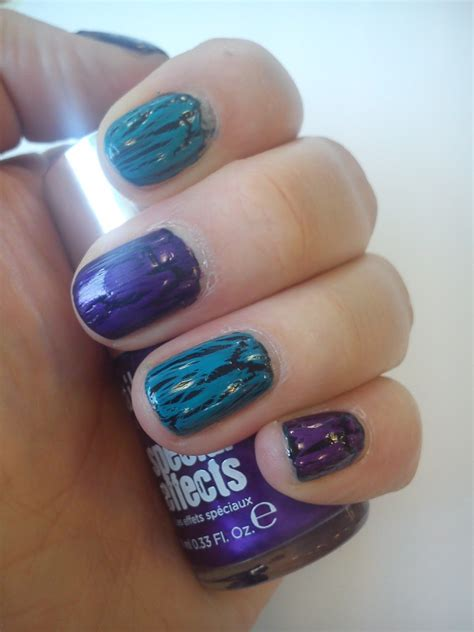 Special Offer Nails Inc 4 Set by Happy Gal Nails Inc Special Effects Crackle