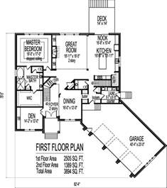 House Plans With Angled Garage by Two Story House Plans With Angled Garage Arts