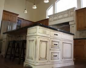 antique island for kitchen antique white island traditional kitchen