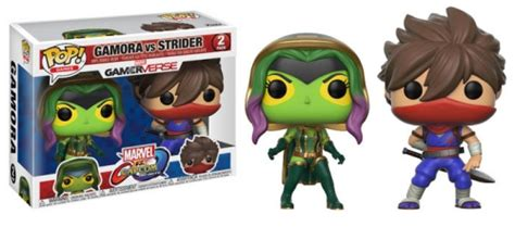 Funko Pop Marvel Vs Capcom Infinite Captain Marvel Vs Chun Li funko pop marvel vs capcom infinite checklist set info gallery variants